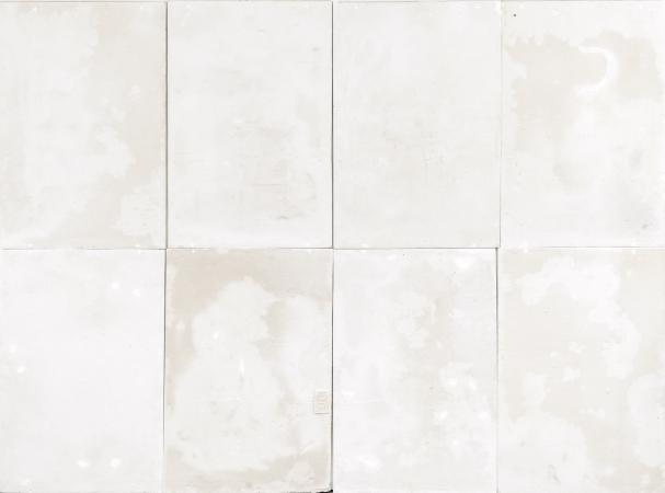 VON ANDEREN WELTEN, 09/2014 - Plaster, 95 x 127 in. / 241 x 322 cm (exists in 8 pieces)