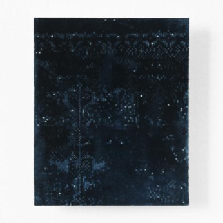 2018, UV-print on glass, 5.9 x 4.8 in. / 15 x 12,3 cm